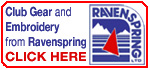 Ravenspring Club Embroidery Banner